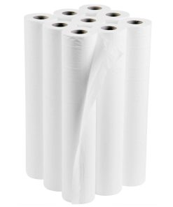 50m Pure Pulp White Couch Roll