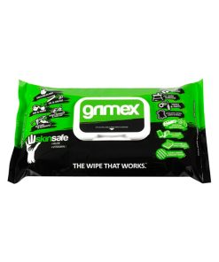 GRFPFL100-GRIMEX 100 PACK FLIP-TOP-WIPES- disposable cleaning cloths