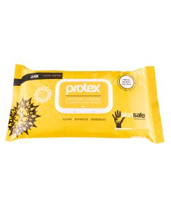 Protex Universal Cleaning & Sanitising 100 Wipes (PXFPFL100)